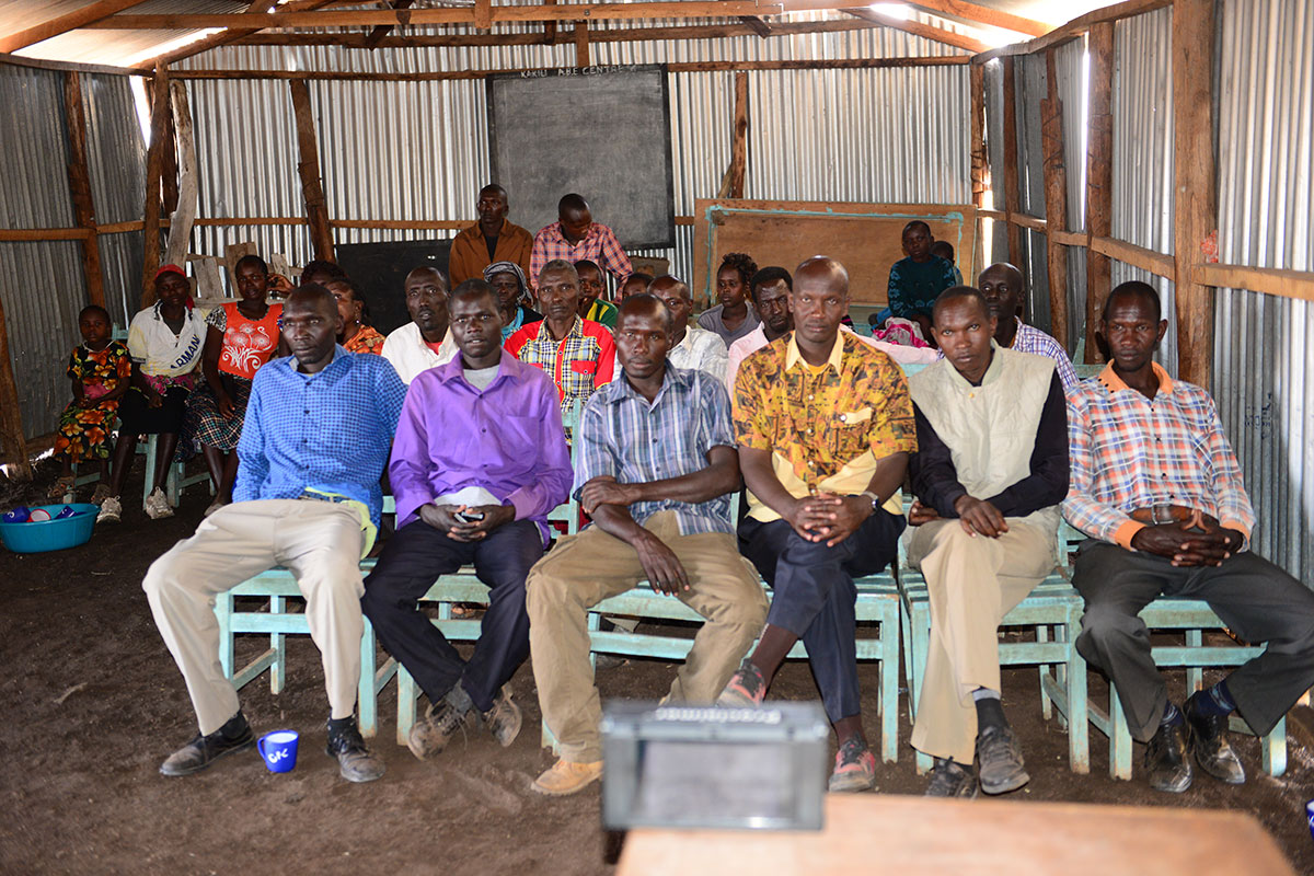 Transformed Through Bible Listening In Isiolo